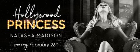 Cover Reveal: 'Hollywood Princess' by Natasha Madison