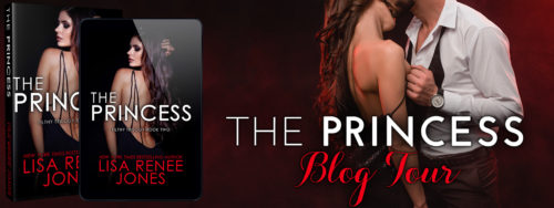 ARC Review: 'The Princess' by Lisa Renee Jones (Blog Tour)