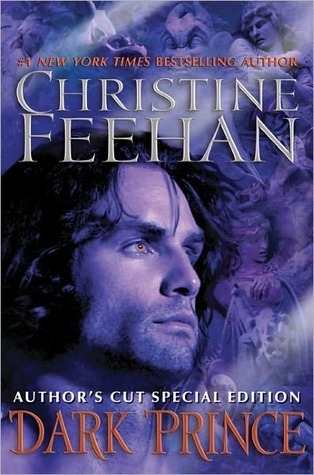 Review: 'Dark Prince' by Christine Feehan #romanceopoly