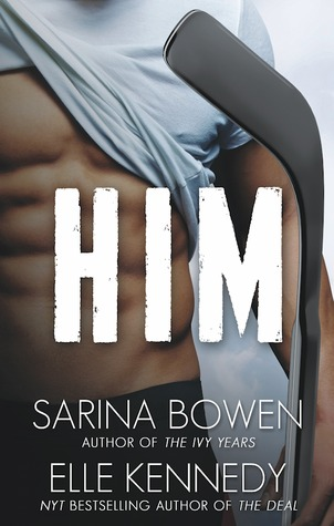 Review: 'Him' by Sarina Bowen & Elle Kennedy #romanceopoly