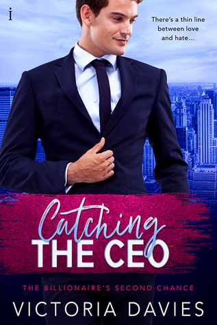 ARC Review: 'Catching the CEO' by Victoria Davies