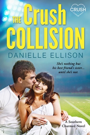 ARC Review: 'The Crush Collision' by Danielle Ellison