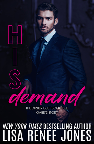 ARC Review: 'His Demand' by Lisa Renee Jones