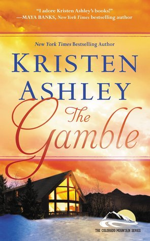 Review: 'The Gamble' by Kristen Ashley #romanceopoly