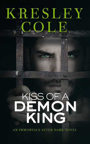 Review: 'Kiss of a Demon King' by Kresley Cole