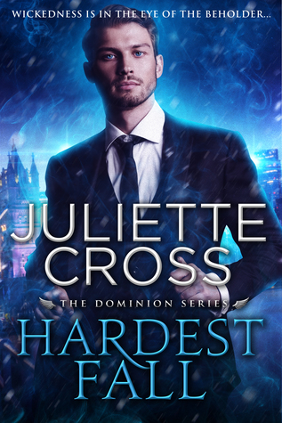 ARC Review: 'Hardest Fall' by Juliette Cross
