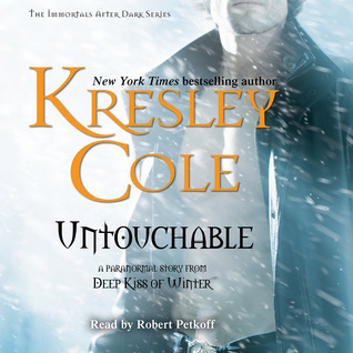 Review: 'Untouchable' by Kresley Cole