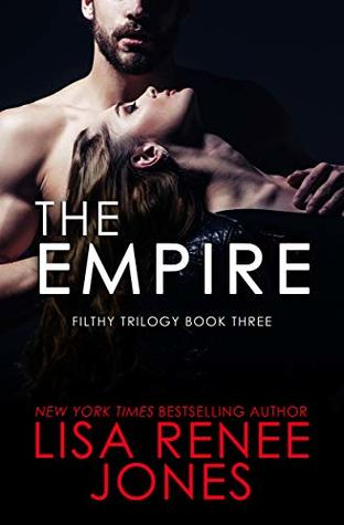 ARC Review: 'The Empire' by Lisa Renee Jones