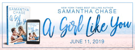 Cover Reveal: 'A Girl Like You' by Samantha Chase