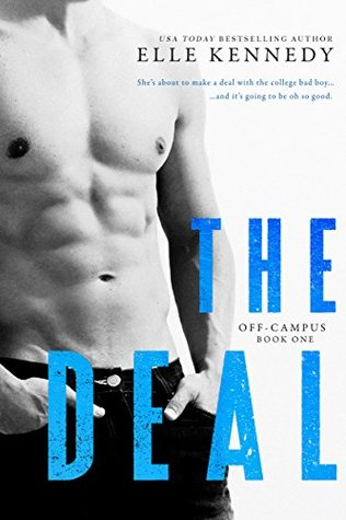 Review: 'The Deal' by Elle Kennedy #romanceopoly