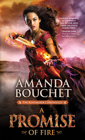Review: 'A Promise of Fire' by Amanda Bouchet