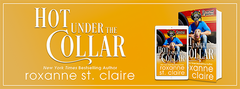 Cover Reveal: 'Hot Under the Collar' by Roxanne St. Claire