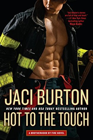 ARC Review: 'Hot to the Touch' by Jaci Burton