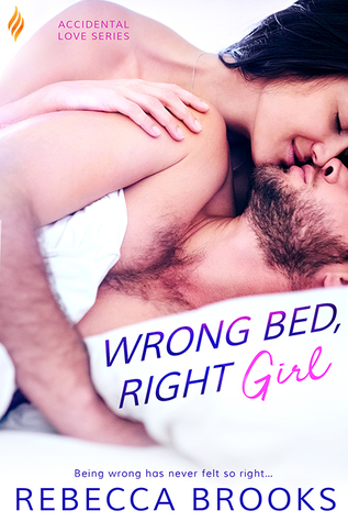 ARC Review: 'Wrong Bed, Right Girl' by Rebecca Brooks
