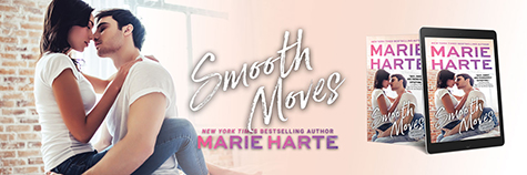 ARC Review: 'Smooth Moves' by Marie Harte (Blog Tour)
