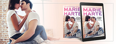 Happy Release Day to Marie Harte! 'Smooth Moves' is Out Today!