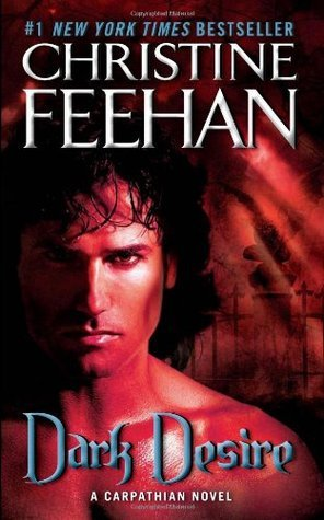 Review: 'Dark Desire' by Christine Feehan