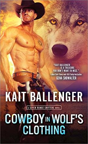 ARC Review: 'Cowboy in Wolf's Clothing' by Kait Ballenger