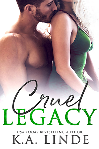 ARC Review: 'Cruel Legacy' by K.A. Linde