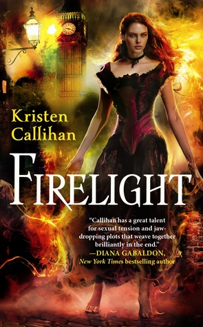 Review: 'Firelight' by Kristen Callihan #romanceopoly