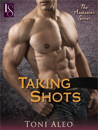 Review: 'Taking Shots' by Toni Aleo #Reviewathon