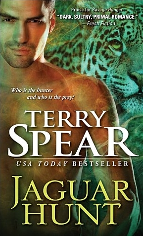 Review: 'Jaguar Hunt' by Terry Spear #Reviewathon