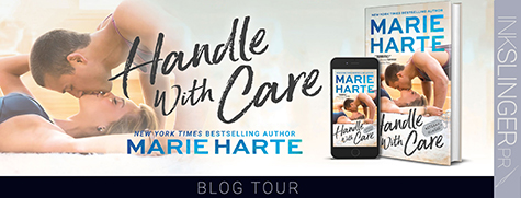 ARC Review: 'Handle with Care' by Marie Harte (Blog Tour) #ReviewAThon
