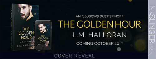 Cover Reveal: 'The Golden Hour' by L.M. Halloran