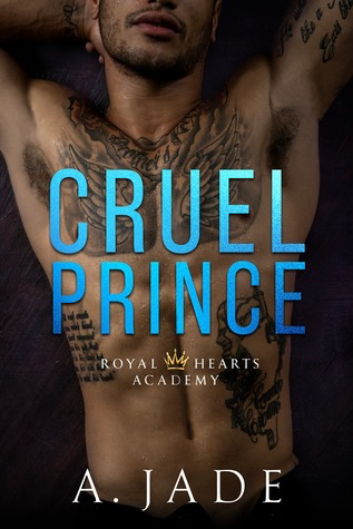 ARC Review: 'Cruel Prince' by Ashley Jade