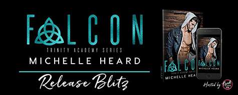 Happy Book Birthday to @MichelleAHorst! 'Falcon' is out Today!