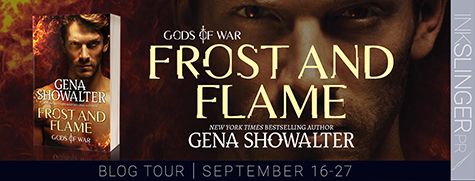 ARC Review: 'Frost and Flame' by Gena Showalter (Blog Tour + #Giveaway)