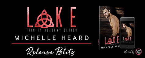 Happy Book Birthday!! 'LAKE' by Michelle Heard has been Released!