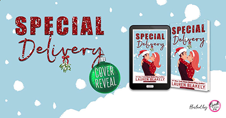 Cover Reveal: 'Special Delivery' by Lauren Blakely