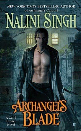 Review: 'Archangel's Blade' by Nalini Singh