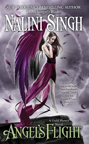 Review: 'Angel's Flight' by Nalini Singh