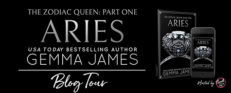 Blog Tour: 'Aries' by Gemma James (#Review)