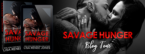 ARC Review: 'Savage Hunger' by Lisa Renee Jones