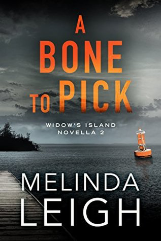 Review: 'A Bone to Pick' by Melinda Leigh (#KUWeekendAThon)
