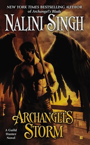 Review: 'Archangel's Storm' by Nalini Singh