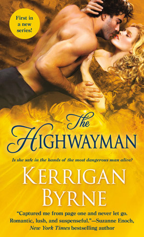 Review: 'The Highwayman' by Kerrigan Byrne #Romanceopoly2020