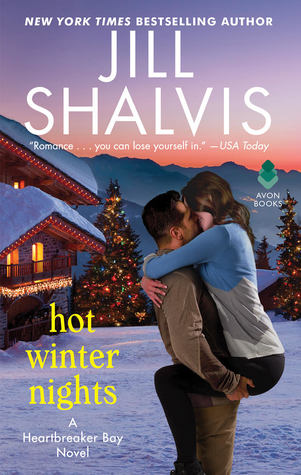Review: 'Hot Winter Nights' by Jill Shalvis #Romanceopoly2020