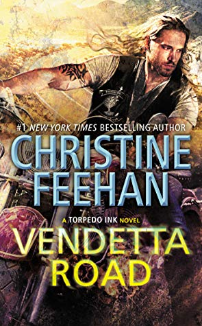 ARC Review: 'Vendetta Road' by Christine Feehan