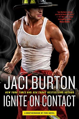 ARC Review: 'Ignite on Contact' by Jaci Burton