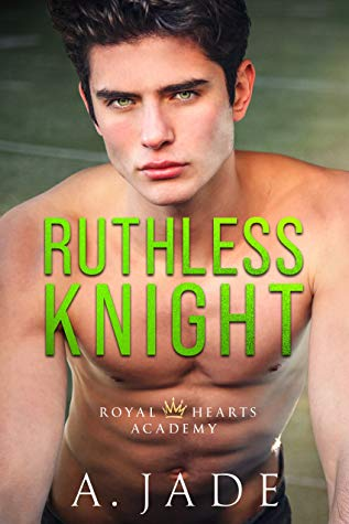 ARC Review: 'Ruthless Knight' by A. Jade