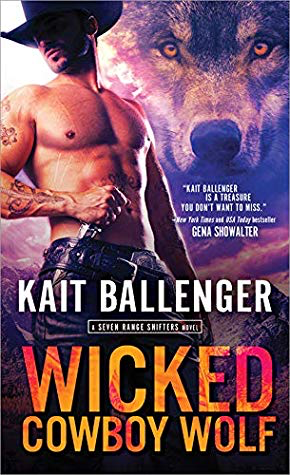 ARC Review: 'Wicked Cowboy Wolf' by Kait Ballenger