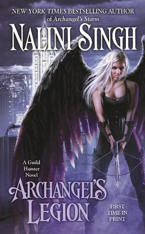 Review: 'Archangel's Legion' by Nalini Singh