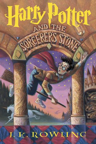 Review: 'Harry Potter and the Sorcerer's Stone' by J.K. Rowling #Romanceopoly2020