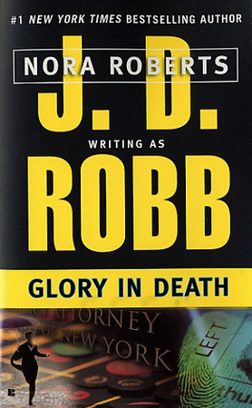 Review: 'Glory in Death' by J.D. Robb #InDeathReadALong