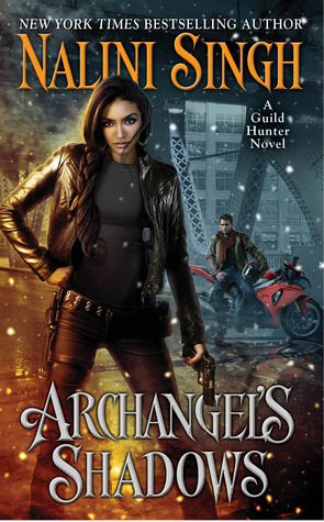 Review: 'Archangel's Shadows' by Nalini Singh