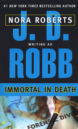Review: 'Immortal in Death' by J.D. Robb #InDeathReadALong